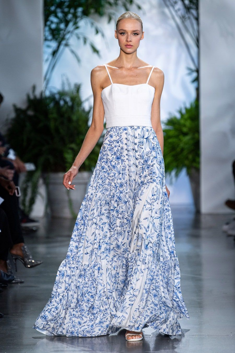 Dennis Basso Spring 2020 Ready-to-Wear Fashion Show