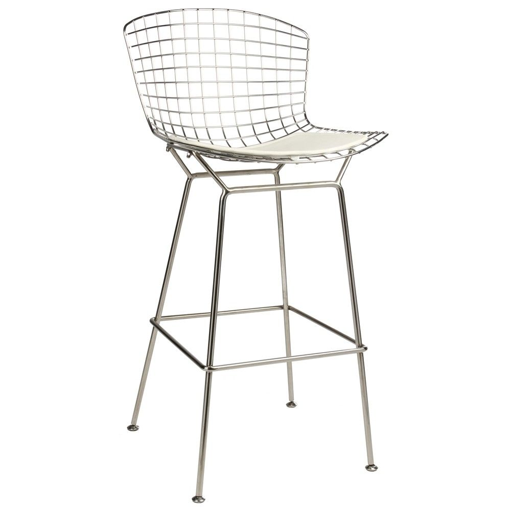 Bertoia Wire Bar Stool Stools Commercial Furniture
