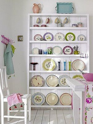 Fflickr   Display, Kitchen display and White shelves on cute apartment kitchens, cute style, cute old kitchens, living room ideas, garage ideas, cute little kitchens, cute before and after,