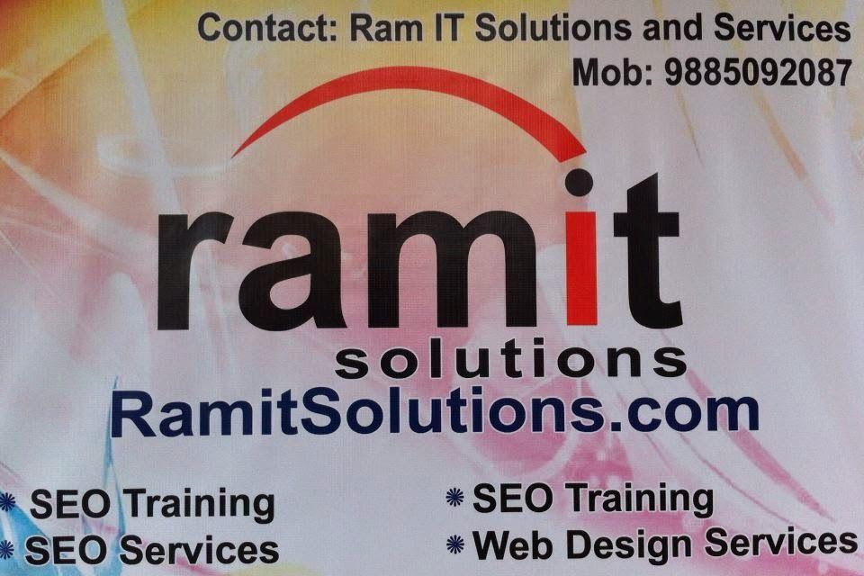 Seo Jobs Hyderabad Www Ramitsolutions Com Marketing Jobs Jobs