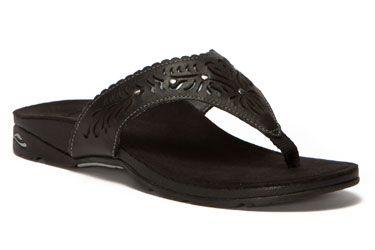 a04548ed2b The Walking Company - ABEO Solana | Sandals (Thongs - Casual ...