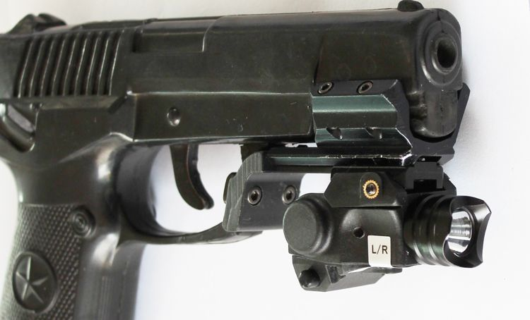 Laserspeed Ls F2 Plastic Compact 80lumen Led Weapon Light Weapon Lights Compact Hand Guns
