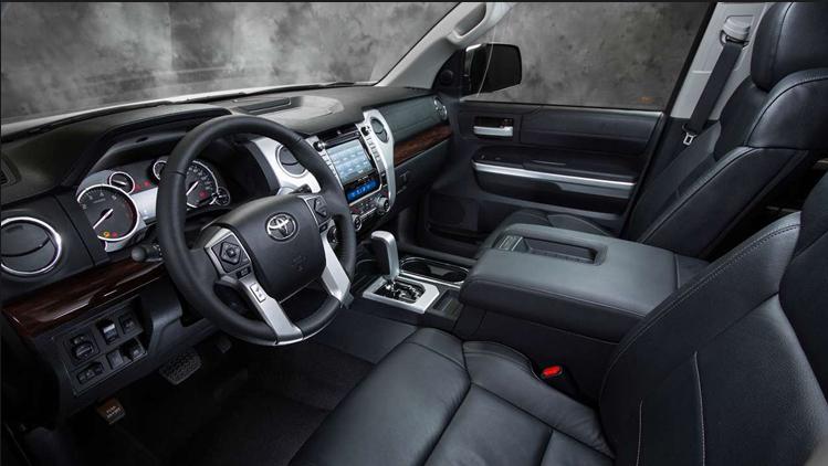 2019 Toyota Tundra New Look Topsspeed Com New Toyota