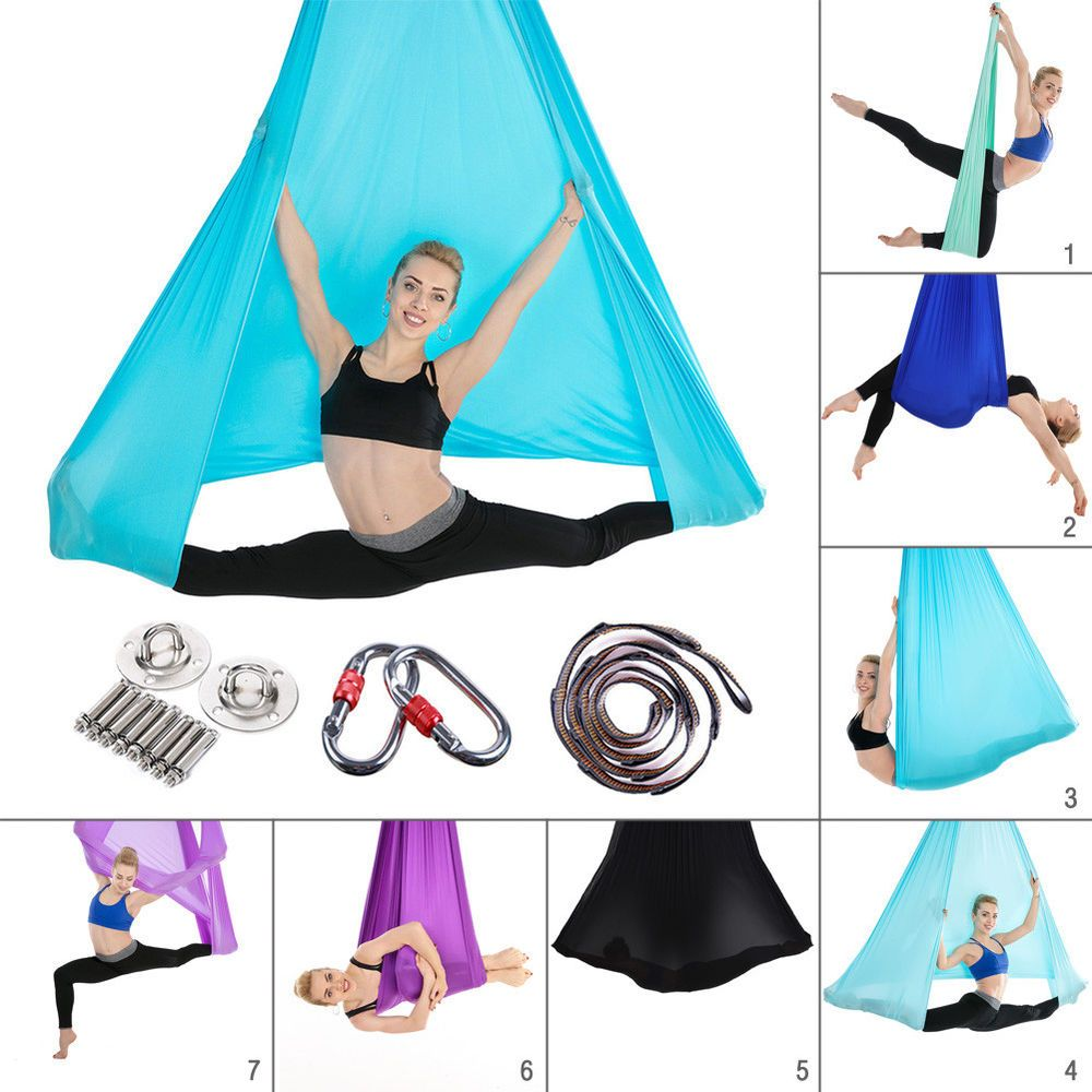 Elasticit decompression inversion therapy antigravity yoga aerial