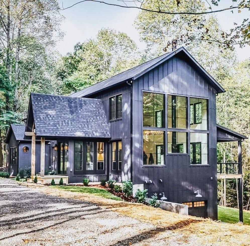 Incredible Farmhouse Exterior Design Ideas To Try 12 Modern Farmhouse Exterior Farmhouse Exterior House Exterior