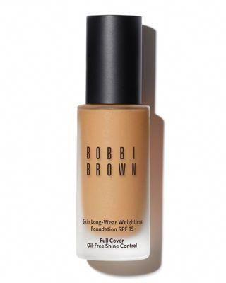 Bobbi Brown Skin Long-Wear Weightless Foundation SPF 15 #Maquiagemiluminadasimples