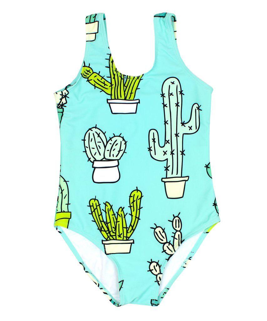 010c5631cc94c Kids Cactus [Circa. 2017] | Ethical Fashion | Swimsuits, Cactus ...