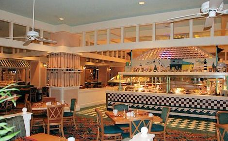 Cape May Cafe Waltdisneyworld Disney Beachclub Capemaycafe Buffet