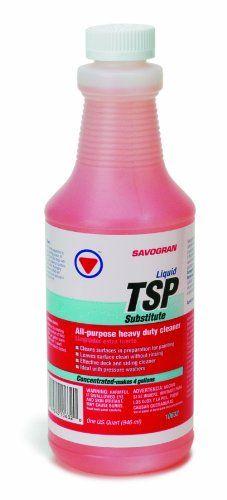 Savogran 10632 Liquid TSP Substitute Cleaner, Quart Savogran https ...