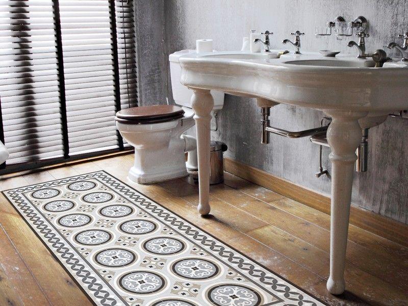 Tapiscarreaudecimentrosacegreigejpg Salle De - Grand tapis de salle de bain