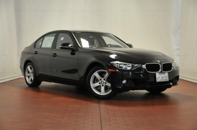 2013 Bmw 3series 328i 328i 4dr Sedan Sedan 4 Doors Black