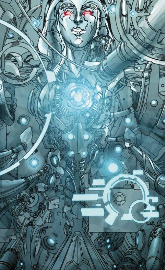 19+ Marvel jocasta info