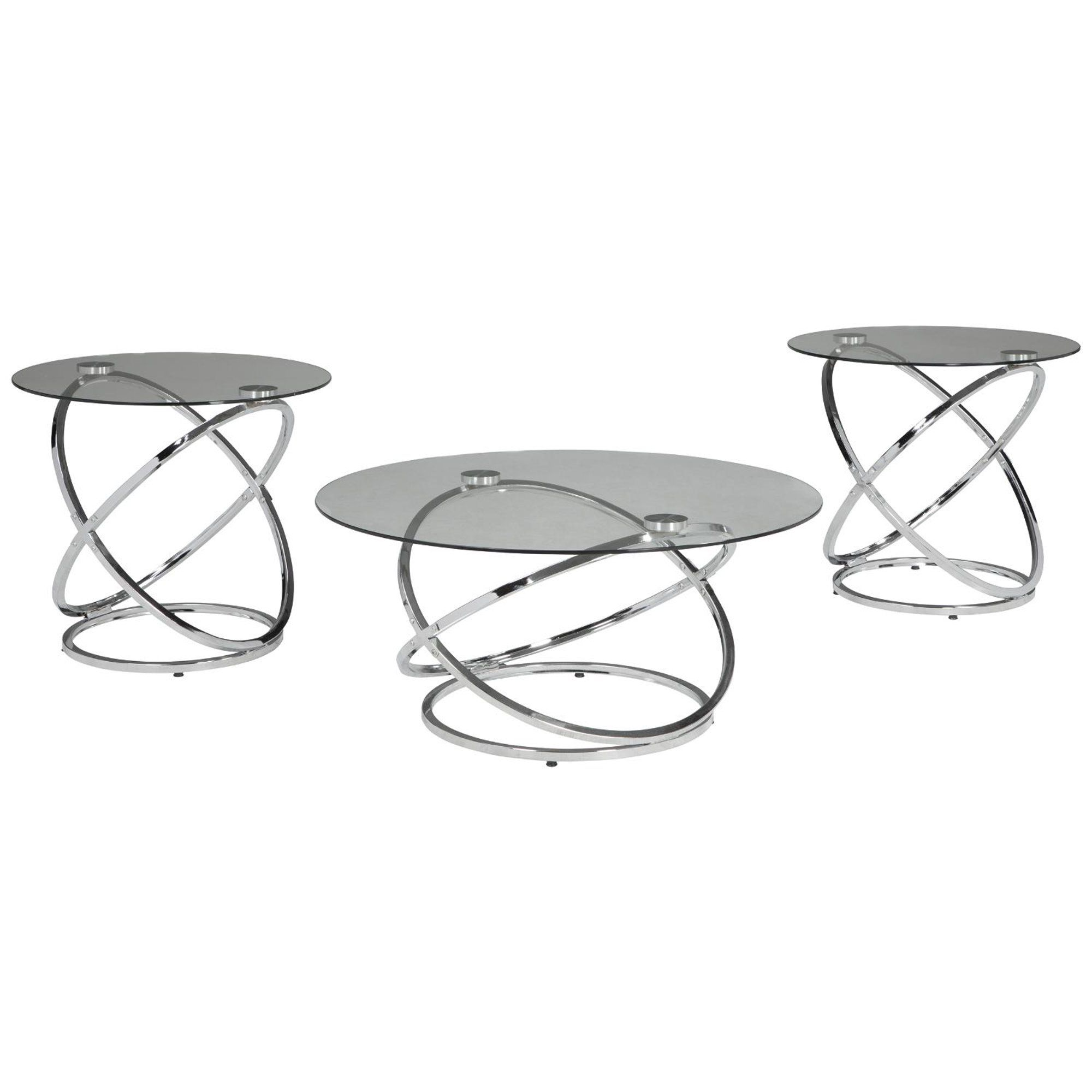 Signature Design By Ashley Hollynyx Living Room Table Set Walmart Com In 2021 3 Piece Coffee Table Set Coffee Table Setting Round Glass Coffee Table [ 2000 x 2000 Pixel ]