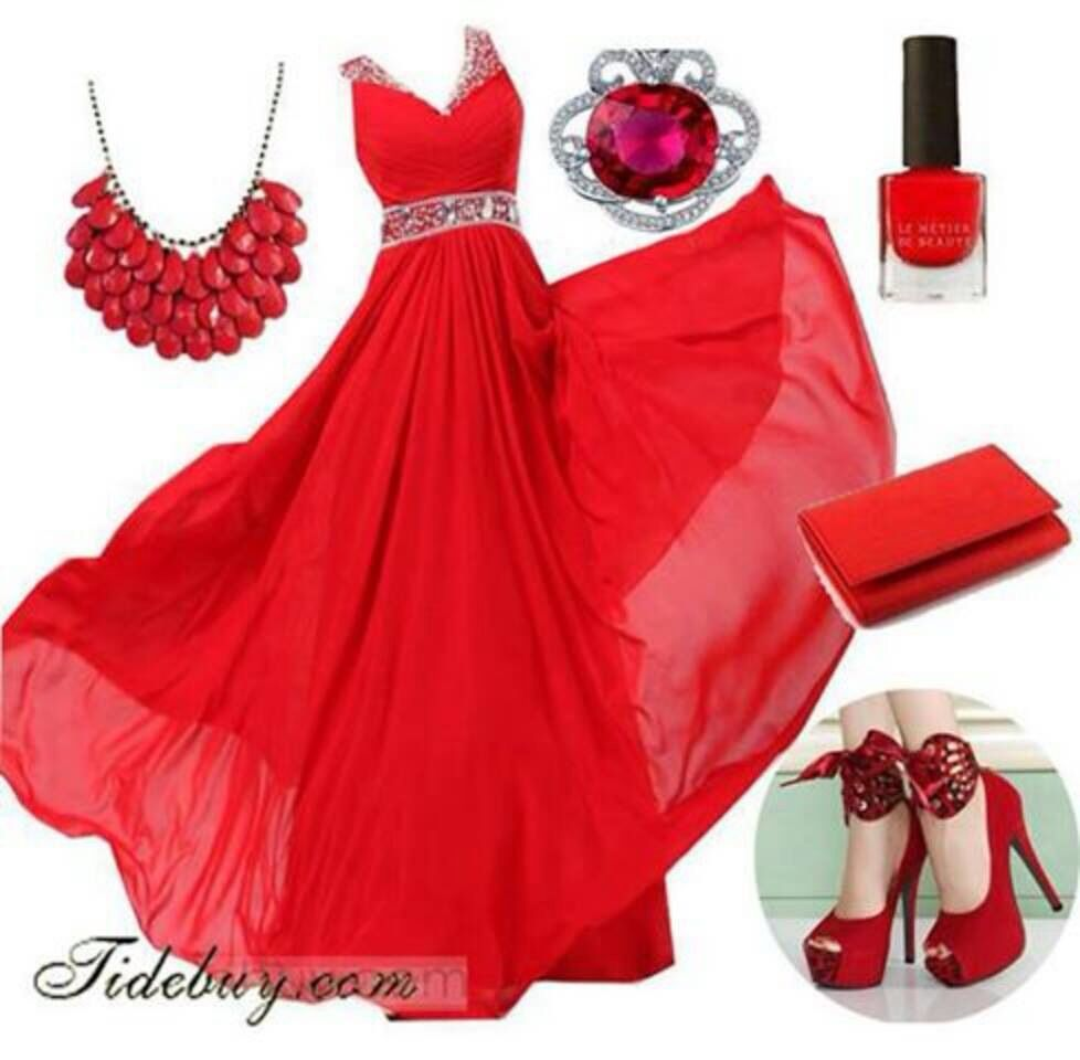 Red red red outfits pinterest