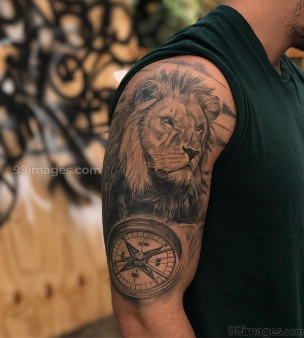 Creative Lion Tattoos Hd Images 11490 Liontattoos Tattoos Lion Shoulder Tattoo Lion Tattoo Sleeves Lion Forearm Tattoos