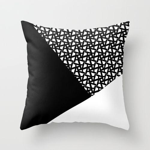 Nordic Scandinavian Cushion Geometric Pillows Case Decoration Geometric Throw Pillows Cushions B Black And White Cushions Aztec Pillows Geometric Throw Pillows