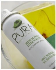 Pura Cosmetics all based w/ Extra Virgin Avocado Oil from Chile...LOVE!!!