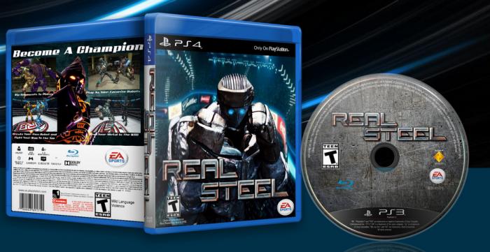 Real Steel Playstation 4 Fun Online Games Real Steel Steel