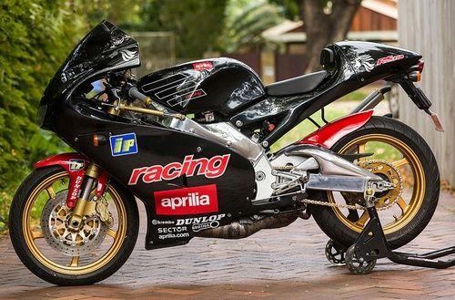 Habermannandsons Aprilia Racing Bikes Motorcycle