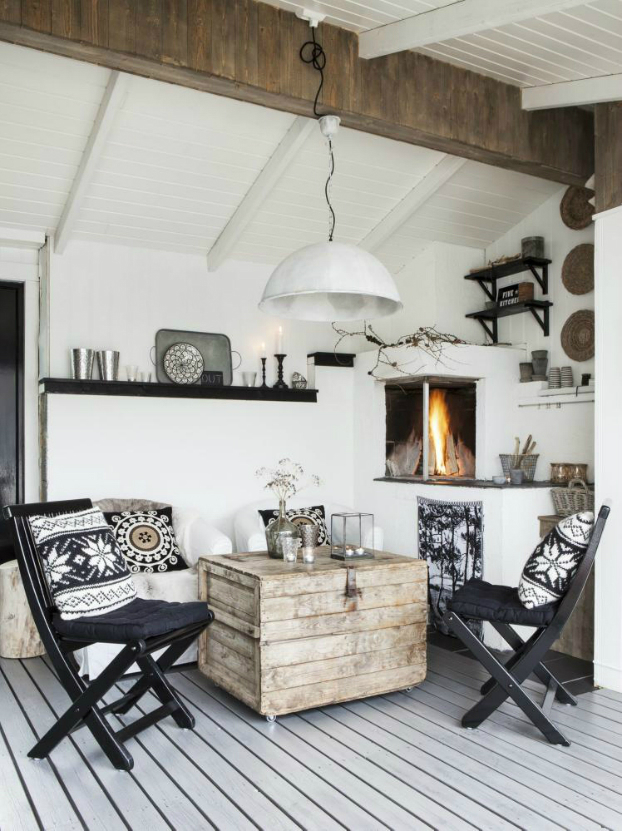 60 Scandinavian Interior Design Ideas To Add Scandinavian Style To Your Home With Images Rustic Living Room House Interior Scandinavian Interior Design