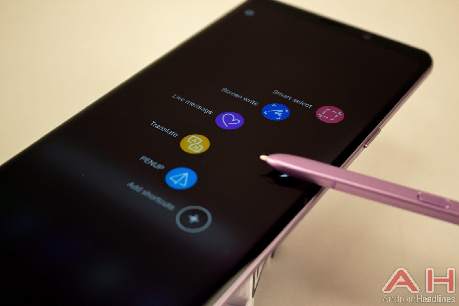 Samsung Reveals Galaxy Note 9 S Pen Secrets Opens It To Devs Nokia 5 3gb 16gb Ram Hitam Google Android