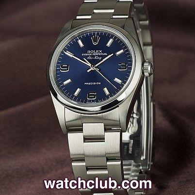 Mens Rolex Air King Watches