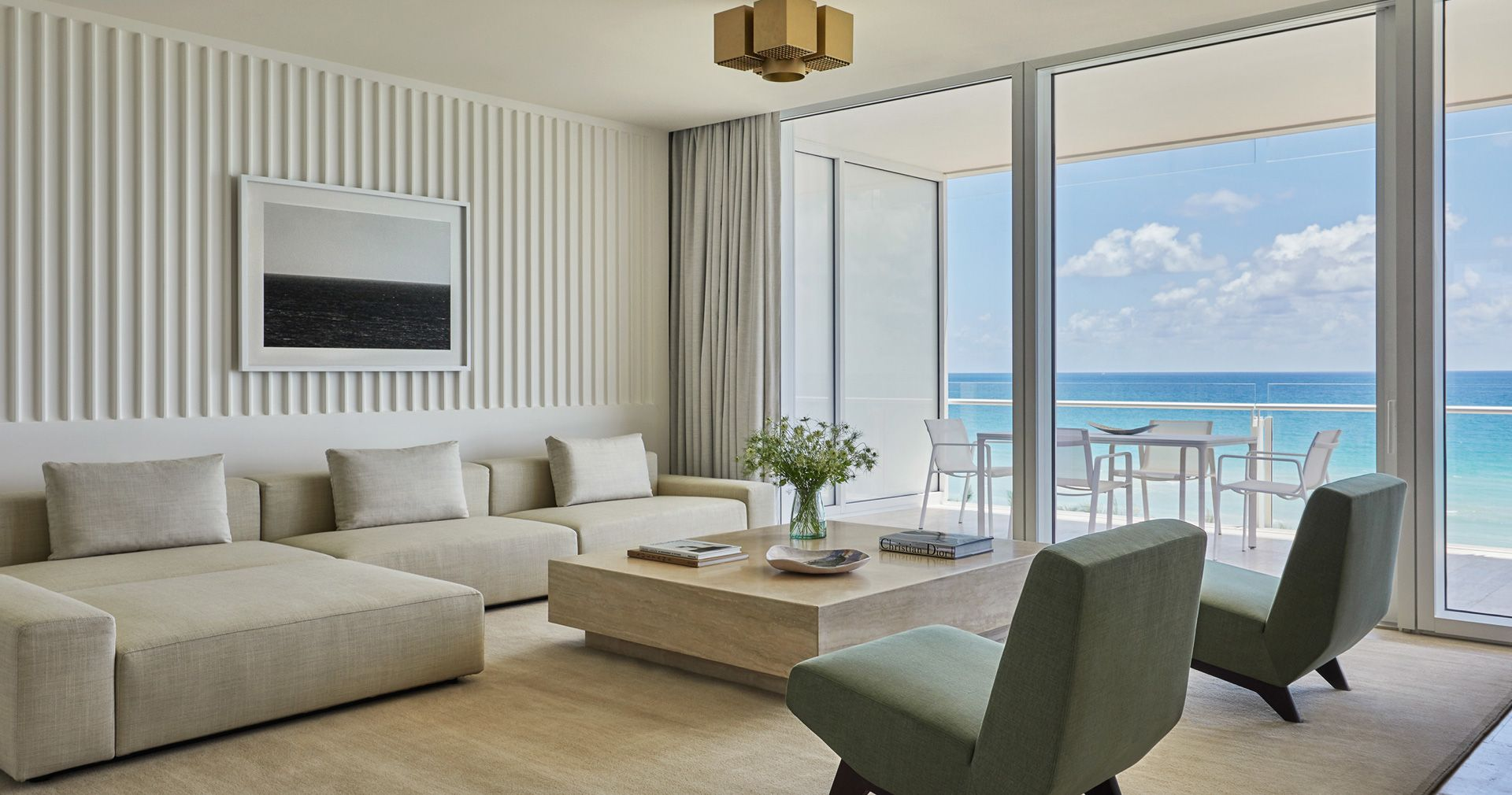 The Surf Club is one of Miami Beach's most soughtafter