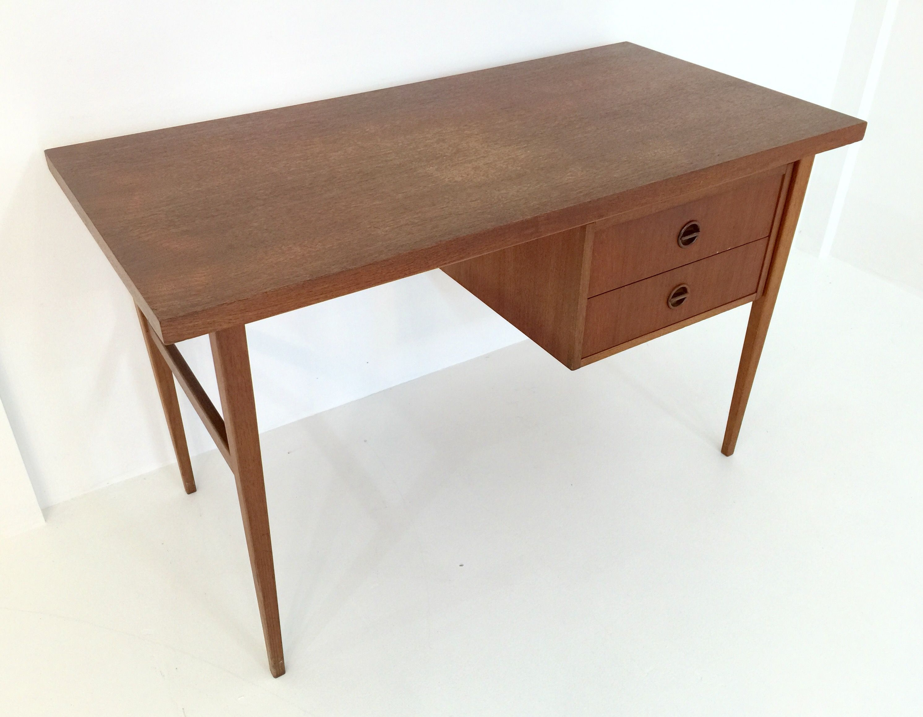 Parker Desk, 1960s. | Mid Century Australian Furniture | Pinterest ...