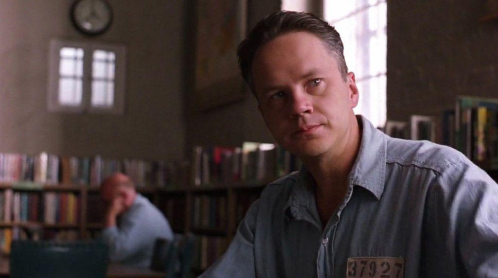 Cadena perpetua\u0027 (Frank Darabont, 1994) Bibliotecas de Cine