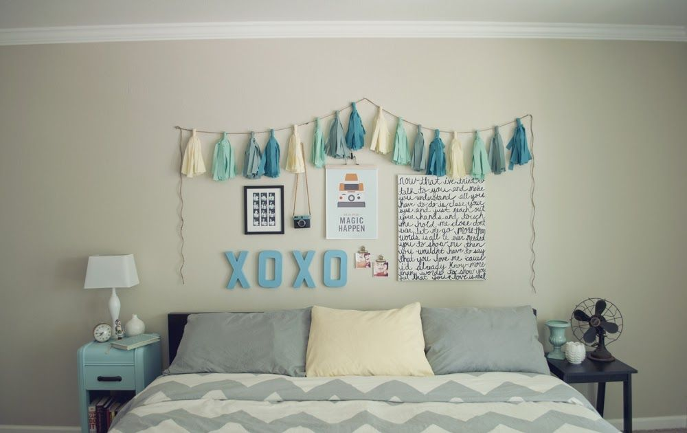 Trendy Bedroom Decor Diy On With Cheap Easy Wall Art Designs 22 Cool Room Ideas For Teens Be In 2020 Wall Decor Bedroom Cute Bedroom Decor Diy Wall Decor For Bedroom