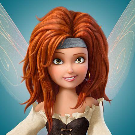 Zarina Disney Wiki Com Imagens Fada Pirata