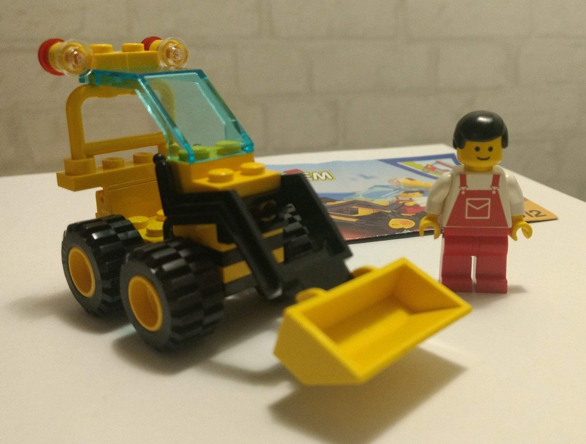 LEGO 4865 @@ Panel 1 x 2 x 1 @@ BLACK @@ NOIR