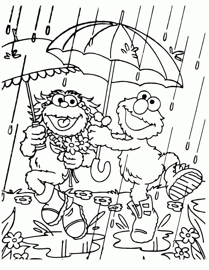 The Awesome Interesting rainy day coloring sheets - http://coloring ...