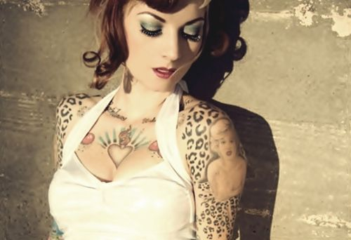 Picking A Best Chest Tattoo Designs For Women Is Really A