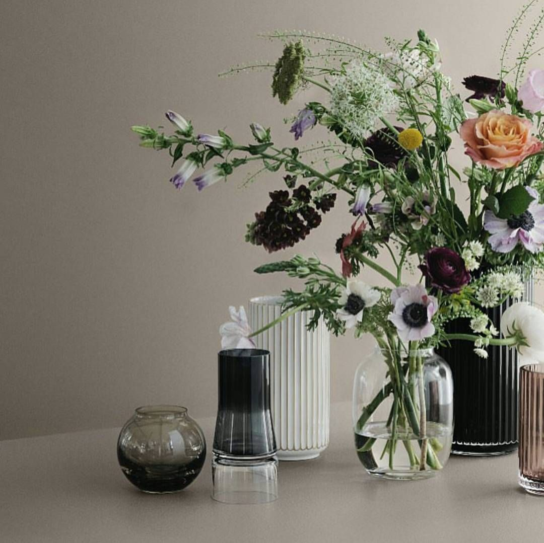 Timeless classics by lyngbyporcelain love these beautiful vases