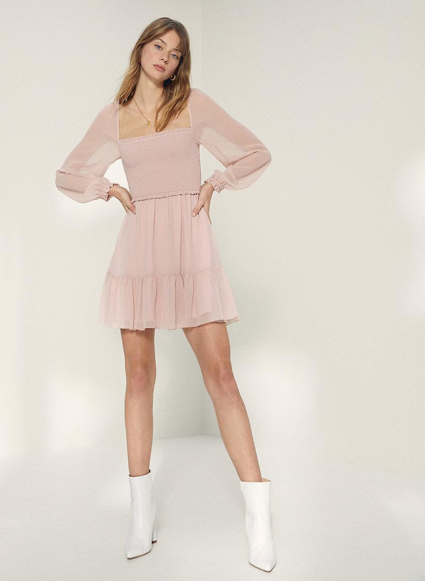 Tempest Dress Dresses Mini Dress Mini Dress With Sleeves [ 1147 x 840 Pixel ]