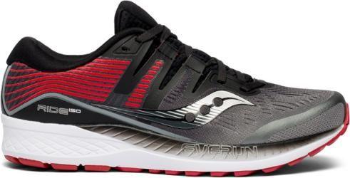 Saucony Men/'s Ride ISO Shoes Black 12.5