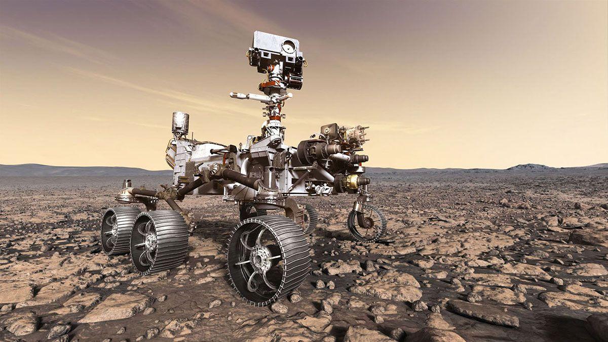 Nasa S Perseverance Mars Rover Records Sound As It Travels Through Deep Space Clarksville Tn Online In 2021 Mars Rover Mars Landing Nasa Mars