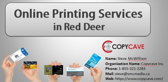 Online Cheapest Printing Company In Red Deer Copycave Is One Of The Cheapest Among The Pr Cheap Business Cards Online Printing Services Premium Business Cards
