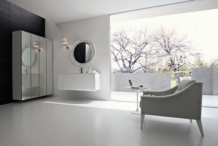 Badezimmerschrank Ideen Fur Eine Geschmackvolle Badeinrichtung