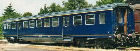 nederlandse treinstellen - Plan E