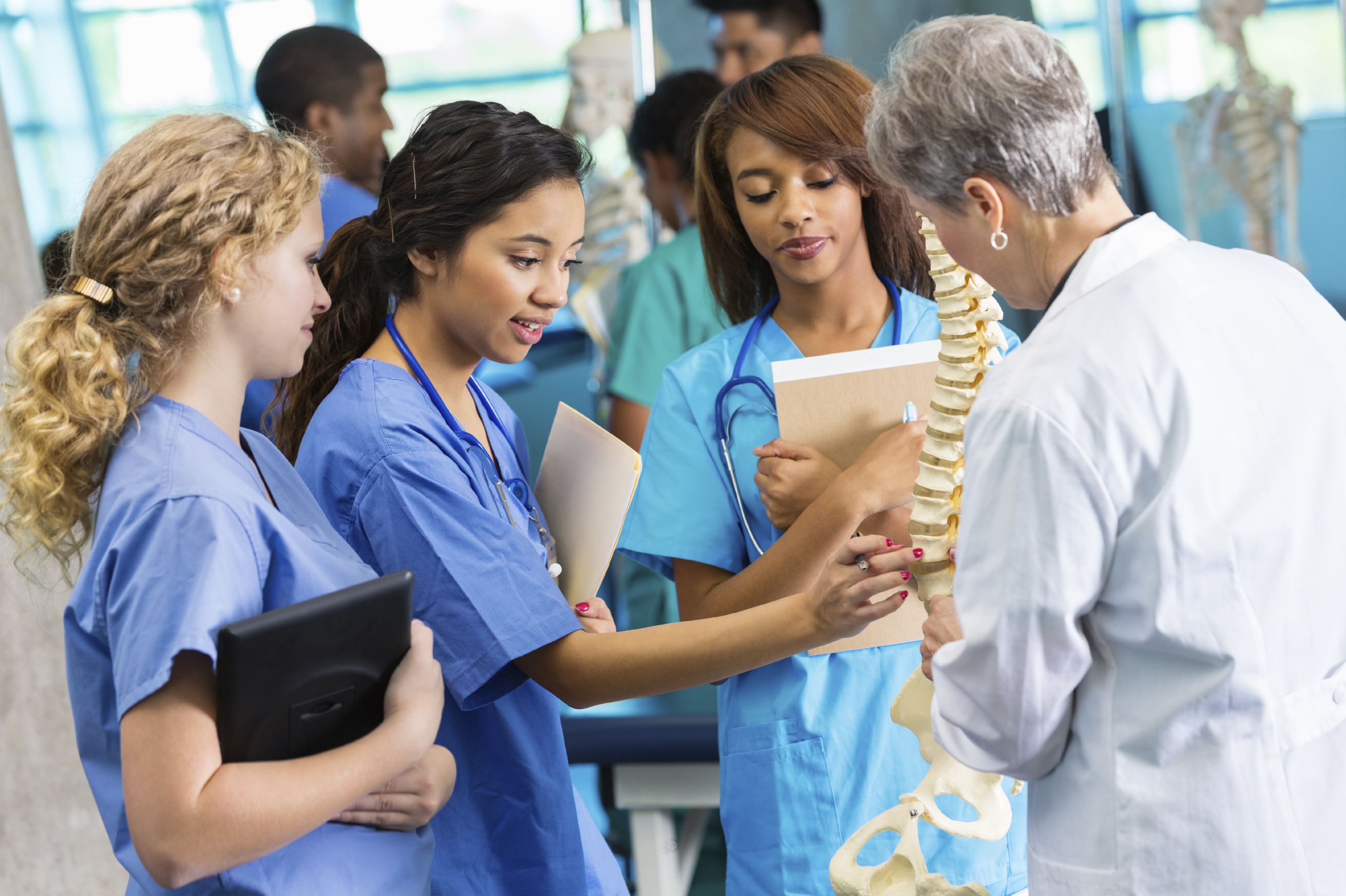 How To Survive And Maybe Even Fall In Love With Medsurg In Nursing School Scrubs The Leading Lifestyle Nursing Magazine Featuring Inspirational And Inform Nursing School Massage Therapy School