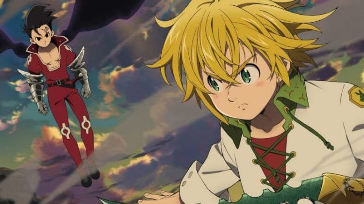 Five Pivotal Moments From The Seven Deadly Sins Season 3 Seven Deadly Sins Anime Anime Seven Deadly Sins