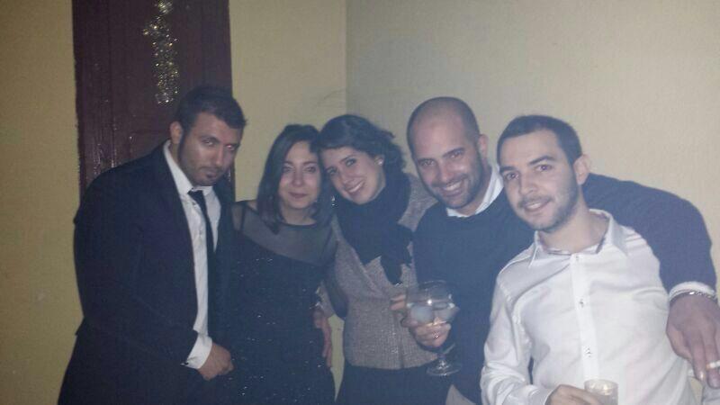 Siempre ven por los amigos! Son el alma de la fiesta! #TheStoryOfUs