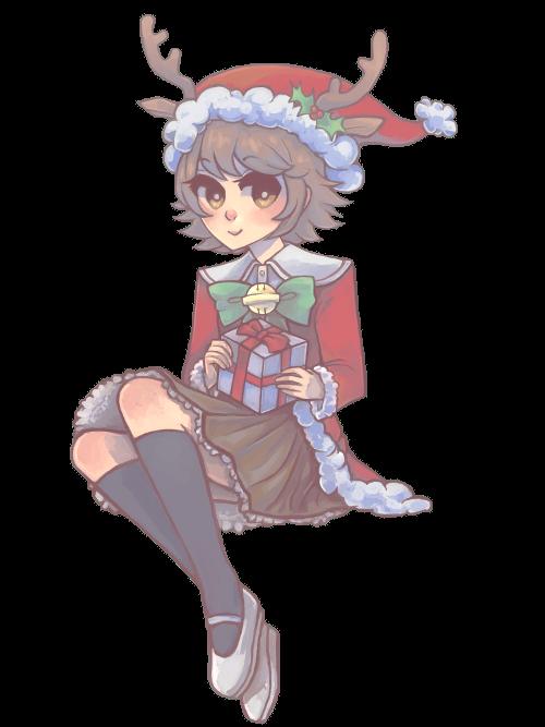 christmas chihiro | ♡chihiro fujisaki♡ | Pinterest