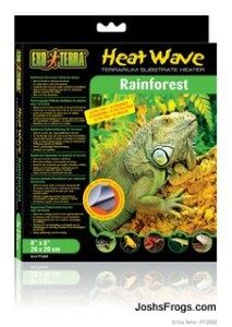 Heating Your Vivarium Josh S Frogs How To Guides Reptiles Reptile Supplies Vivarium