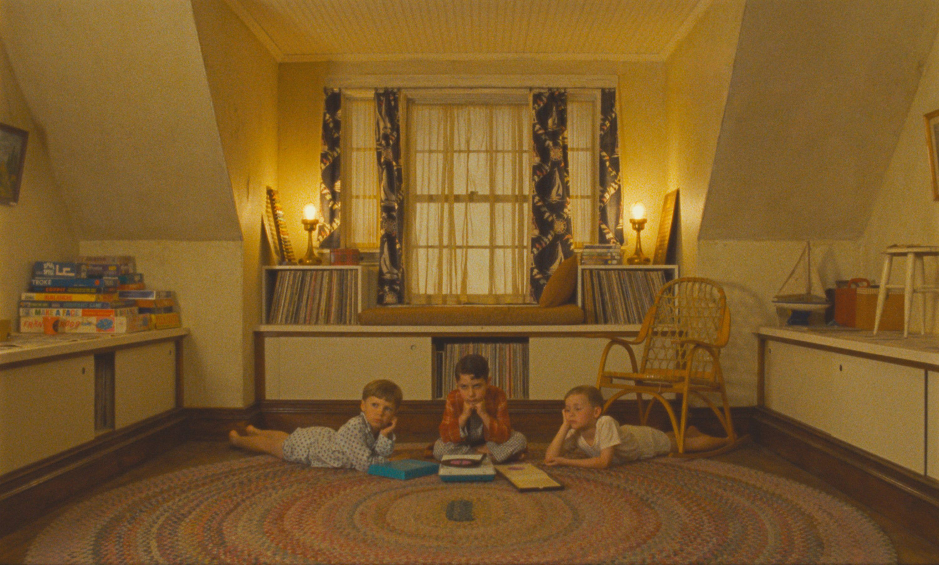 Wes Anderson Interiors We Wish Were Real | moonrise ...