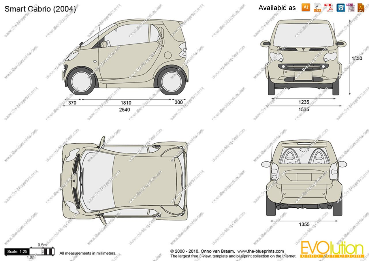 Smart car blueprint for vinyl application google search art smart car blueprint for vinyl application google search malvernweather Choice Image