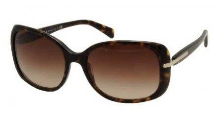 a074a7b8dac0ac Lunettes de soleil Prada PR 08OS 2AU6S1 HAVANA écaille. 205€ les lunettes  Prada PR 08OS 2AU6S1 sont des lunettes de soleil très élargies aux allures  d yeux ...