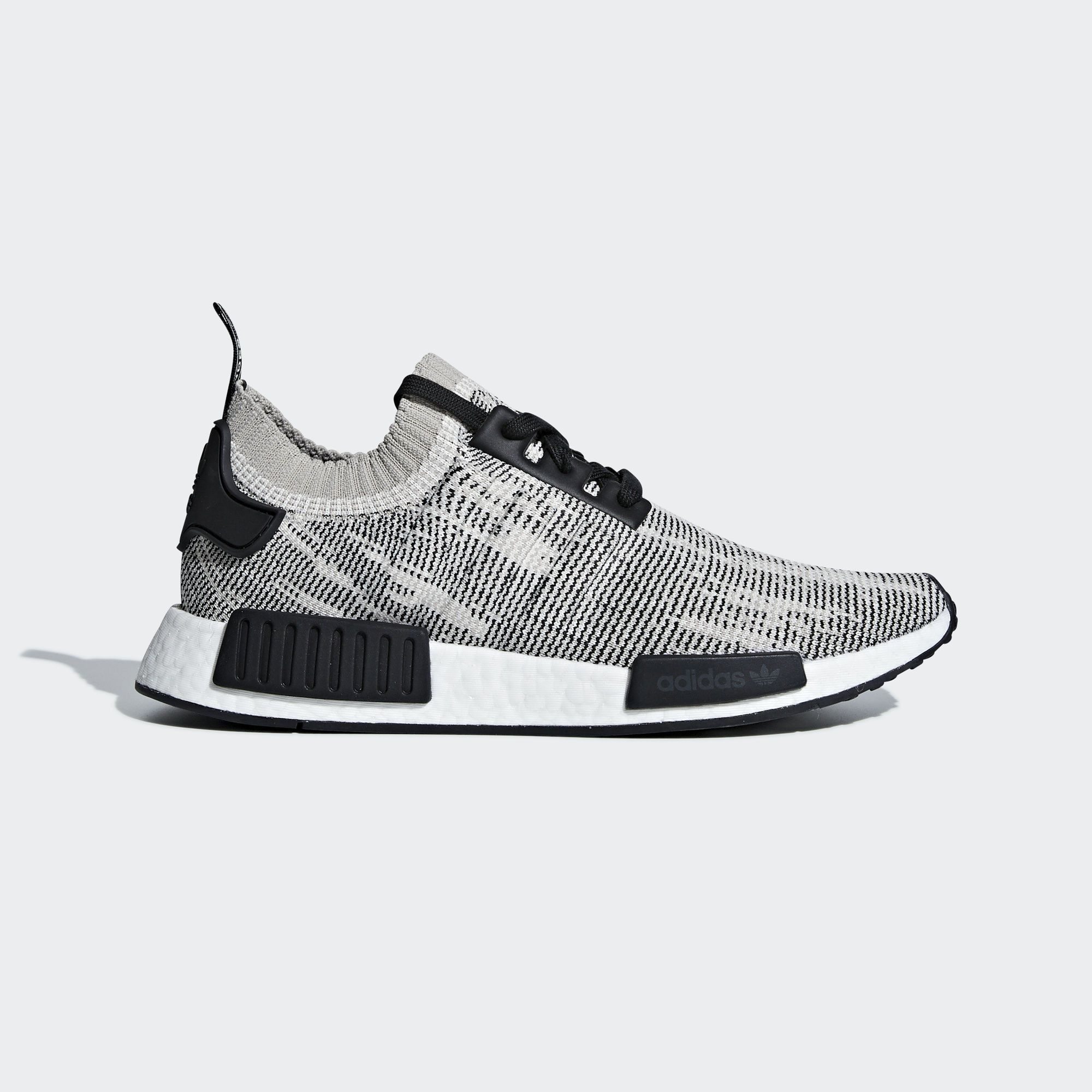 Shop for Nmd_R1 Primeknit Shoes Grey at adidas.ca! See all